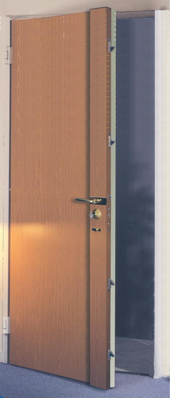 Fichet cajas fuertes cerraduras seguridad puertas for Cerraduras de seguridad para puertas